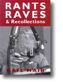 Rants, Raves, and Recollections jacket