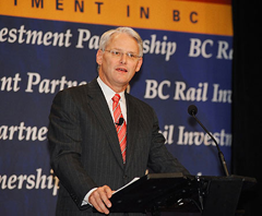 Now silent on BC Rail deal, Campbell boasted of it in 2003.