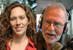 Tzeporah Berman, Rafe Mair: Who's message got airplay?