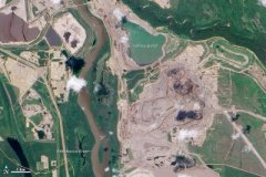 The Athabasca Tar Sands - credit: Wikimedia Commons
