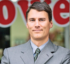 Gregor Robertson. Photo courtesy of Vancity Buzz.
