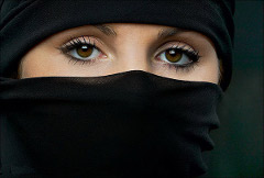 The Conservative government says it will appeal a court ruling that allows an individual to wear a niqab during a citizenship ceremony. Niqab photo via Flickr.
