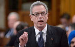 Finance Minister Joe Oliver (Adrian Wyld/CP)