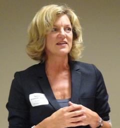 New MP Pamela Goldsmith-Jones (Photo courtesy of Vancouver Observer)