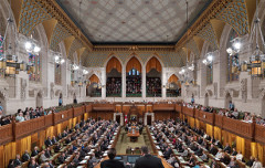 The Canadian House of Commons – 41st Parliament