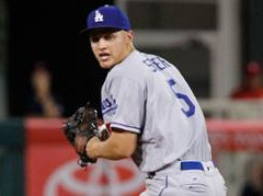 Dodgers SS Cory Seager